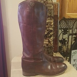 Frye Melissa Riding Boots size 9.5
